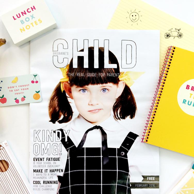 February CHILD Magazine