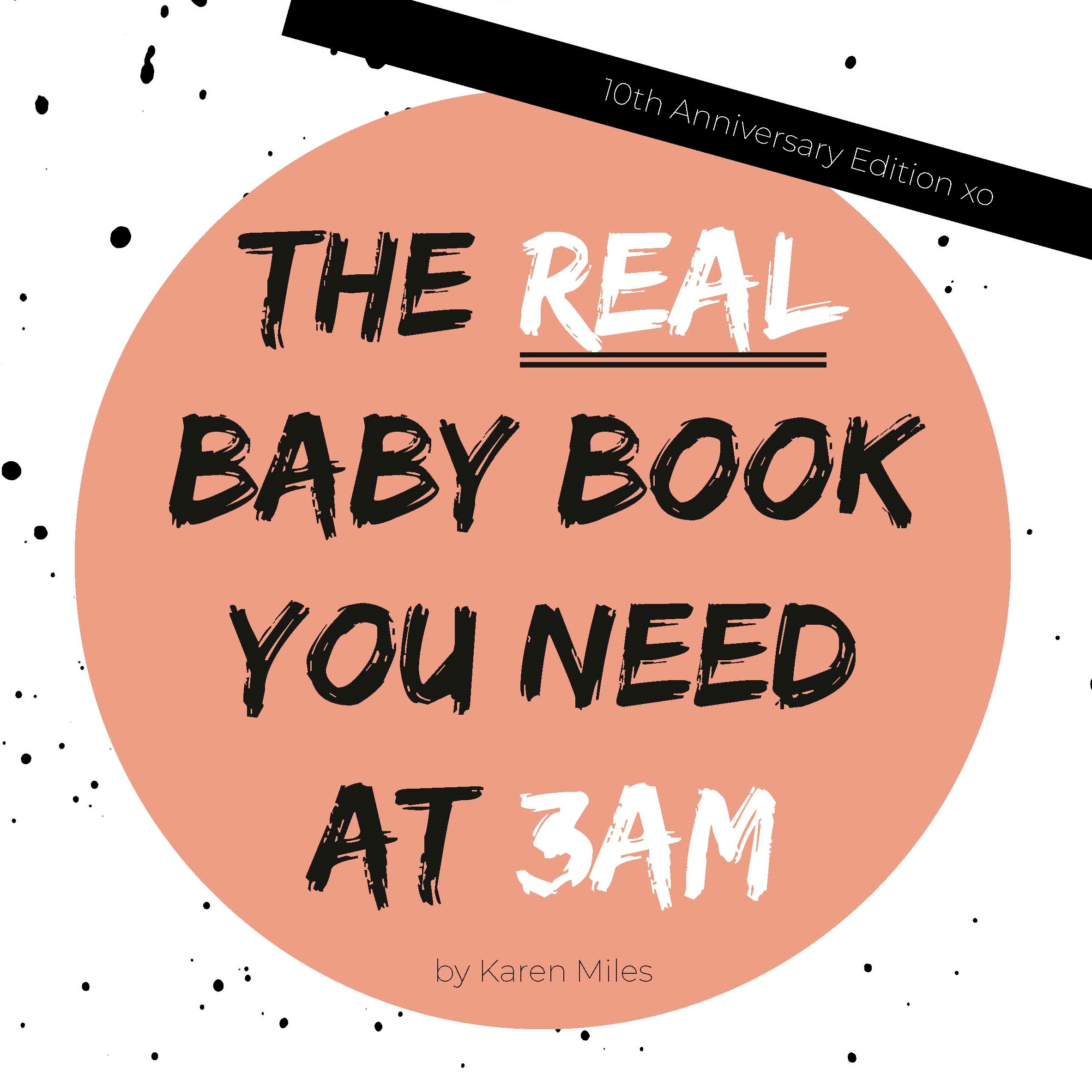 The Real Baby Book you need at 3am